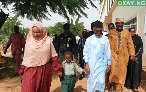 El-rufai fulfills promise, enrols son in Kaduna public school