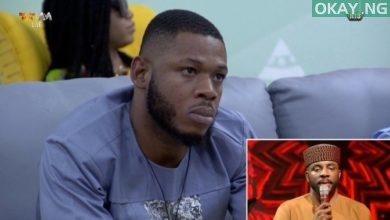 Photo of BBNaija: Why I cried after using Ultimate Veto Power to evict Diane — Frodd