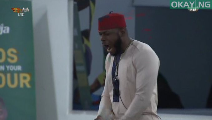 Photo of BBNaija: Frodd gets the Ultimate Veto Power