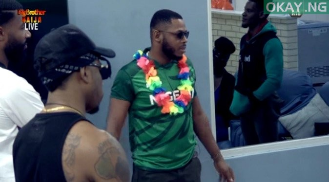 Photo of BBNaija: Frodd uses Ultimate Veto Power to put up five housemates for possible eviction