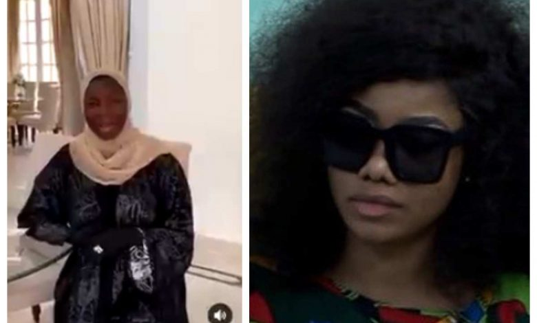 Photo of BBNaija: Tacha's top supporter accuses Biggie of allegedly holding disqualified housemate