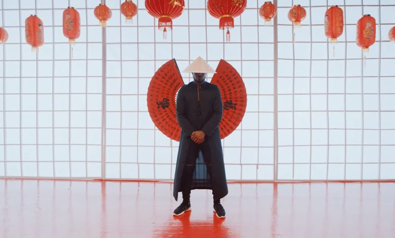 Photo of Peter Okoye (Mr. P) releases Kung Fu-Themed video for 'KARMA'