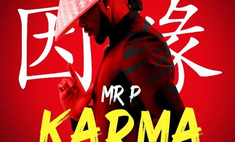Photo of Peter Okoye (Mr P) drops much anticipated song 'KARMA'