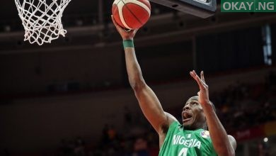 Nigeria's D'Tigers qualify for 2020 Olympics in Tokyo