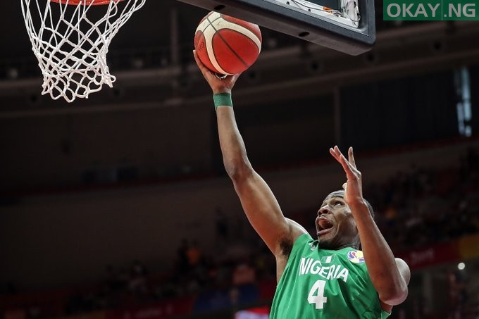 Photo of Nigeria's D'Tigers beat China to qualify for 2020 Olympics in Tokyo