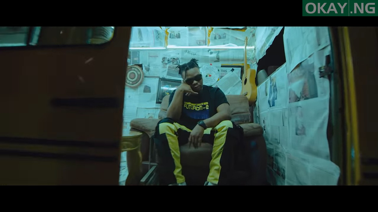 Photo of Olamide drops official video for new song, 'Pawon'