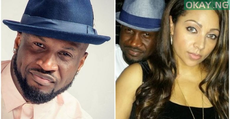 Photo of Peter Okoye sends sweet words to wife on her birthday