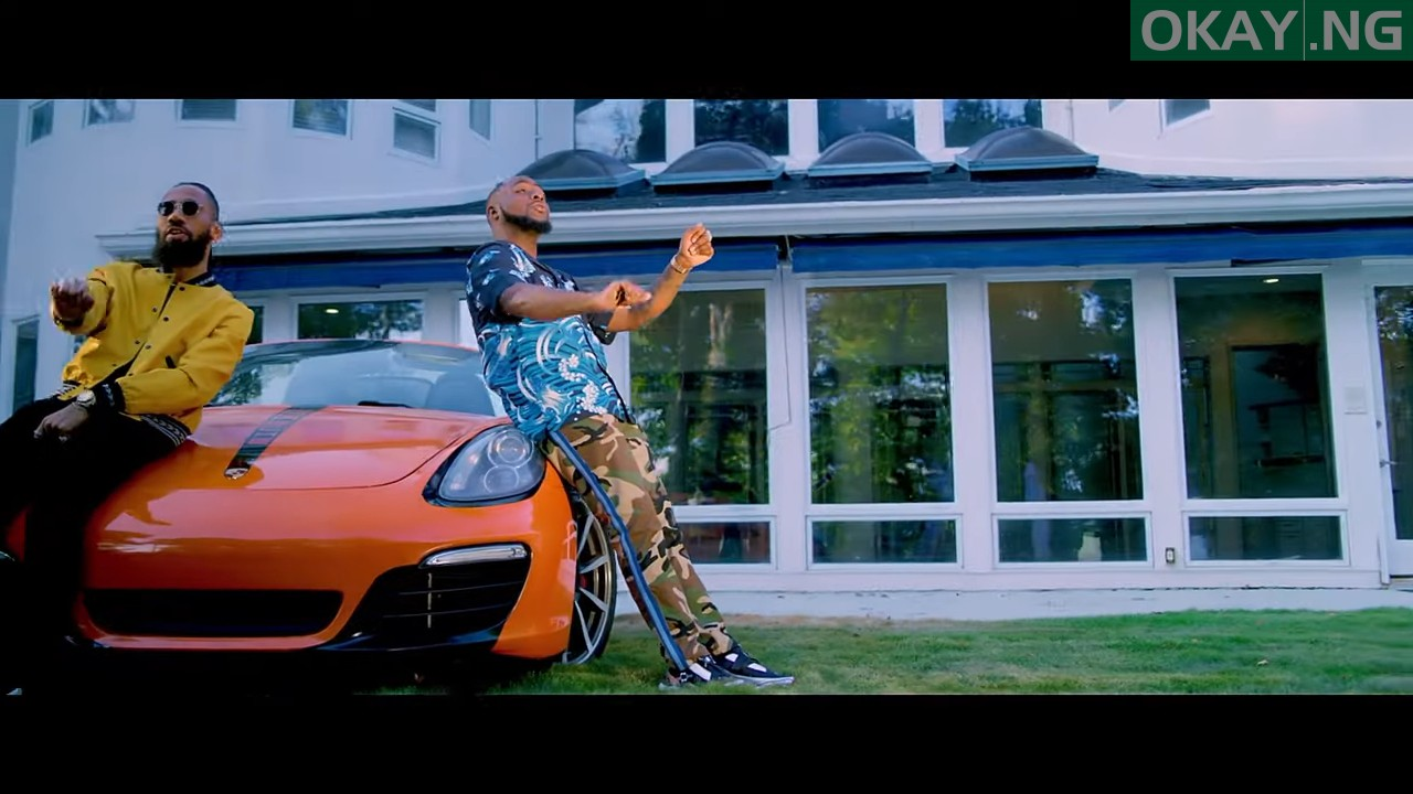 Photo of Phyno drops 'Ride For You' video featuring Davido