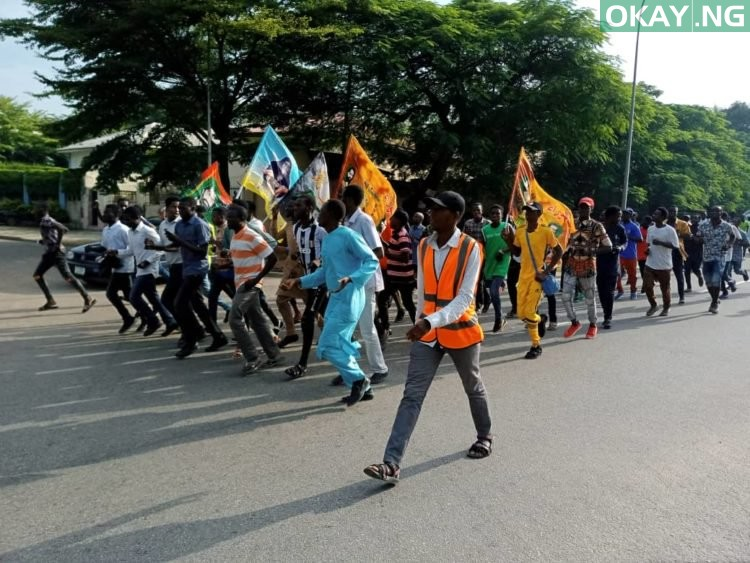 Shi'ites: IMN go-ahead with Ashura procession despite Police warning (Photos)