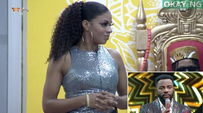 Photo of BBNaija: Venita evicted from Big Brother Naija house