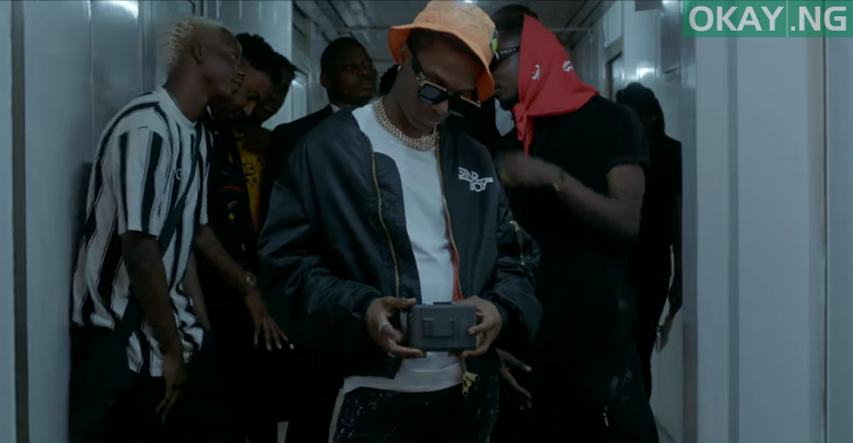 Photo of WizKid drops music video for 'Ghetto Love'