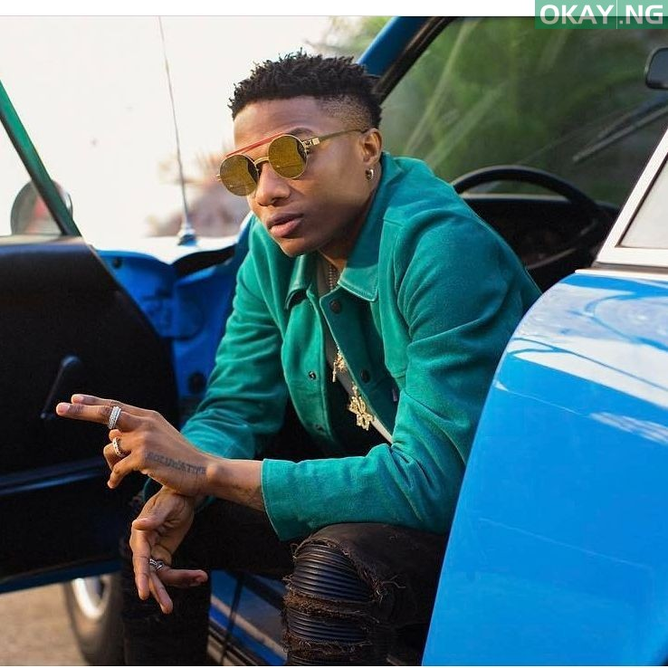 Photo of Wizkid announces release date for 'Made in Lagos' album