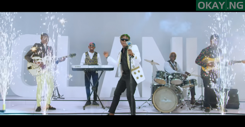 Photo of Zlatan drops video for new song 'Bolanle'