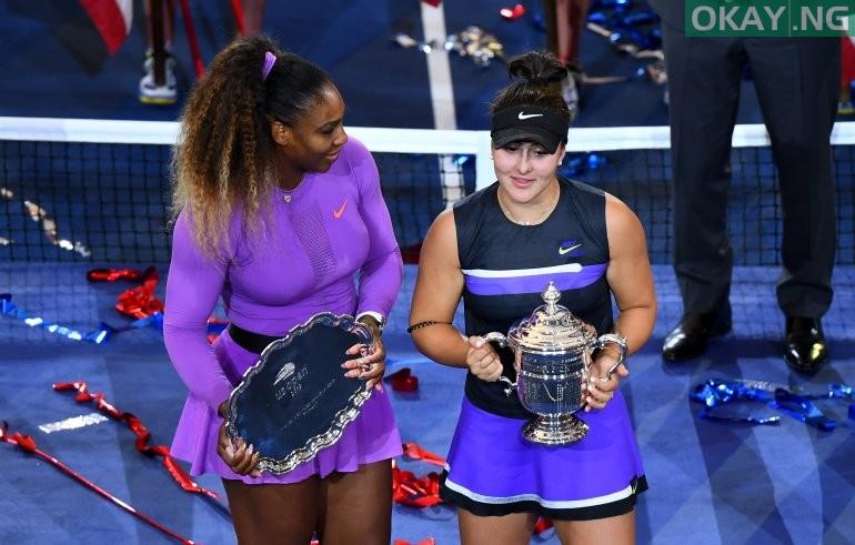 Bianca Andreescu & Serena Williams
