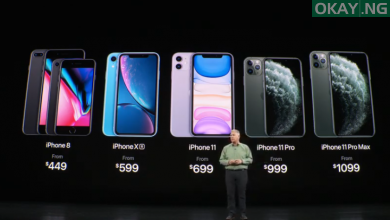 Apple unveils iPhone 11 lineup
