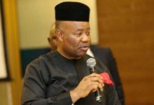 Photo of Akpabio can contest rerun without resigning — constitutional lawyer writes
