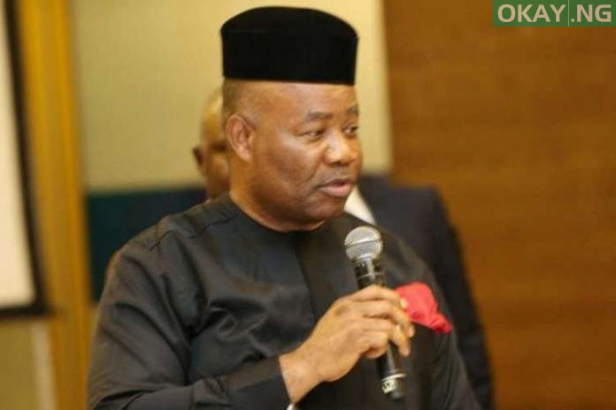 Photo of Akpabio suspends NDDC recruitment exercise