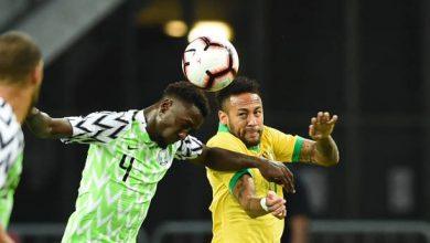 Photo of Brazil-Nigeria friendly ends in 1-1 draw
