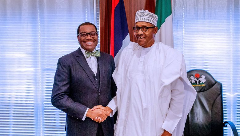 Photo of AfDB President: Akinwunmi Adesina gets Buhari's nomination for second term