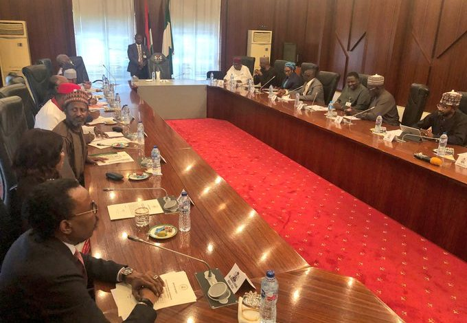 Photo of Buhari holds meeting with Economic Advisory Council (EAC)
