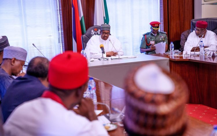 Photo of Full Text of Buhari's address during meeting with Economic Advisory Council (READ)
