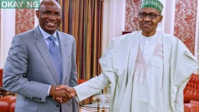 Photo of In Aso Rock: Buhari, Omo-Agege hold meeting