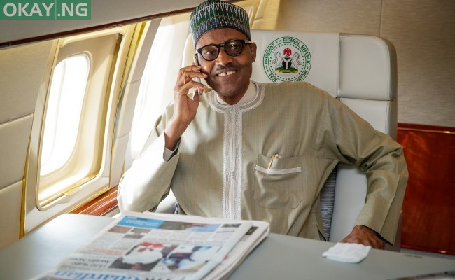 Photo of Buhari rejoices as Anthony Joshua reclaim world heavyweight title