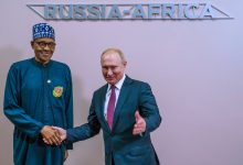 Photo of Details of Buhari's meeting with Putin in Russia emerges (Pictures)
