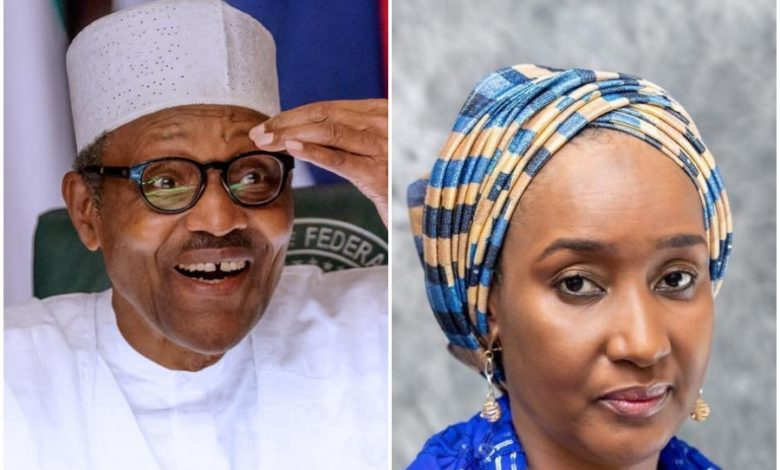 Photo of Buhari is not marrying another wife
