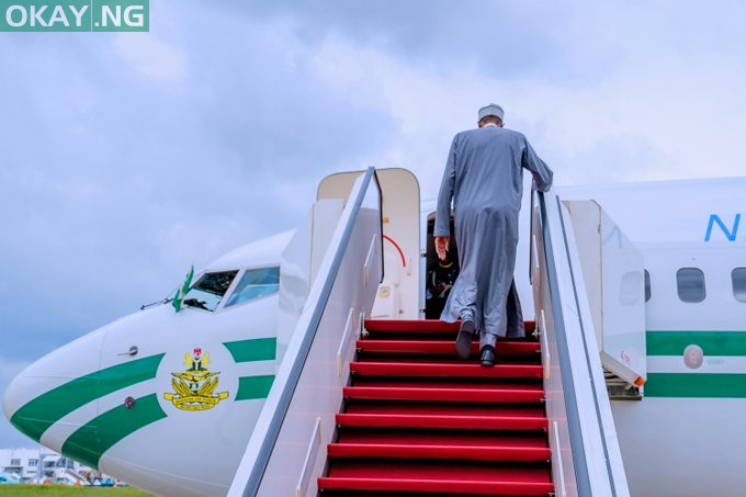 Photo of Buhari to proceed on private visit to UK from Saudi Arabia
