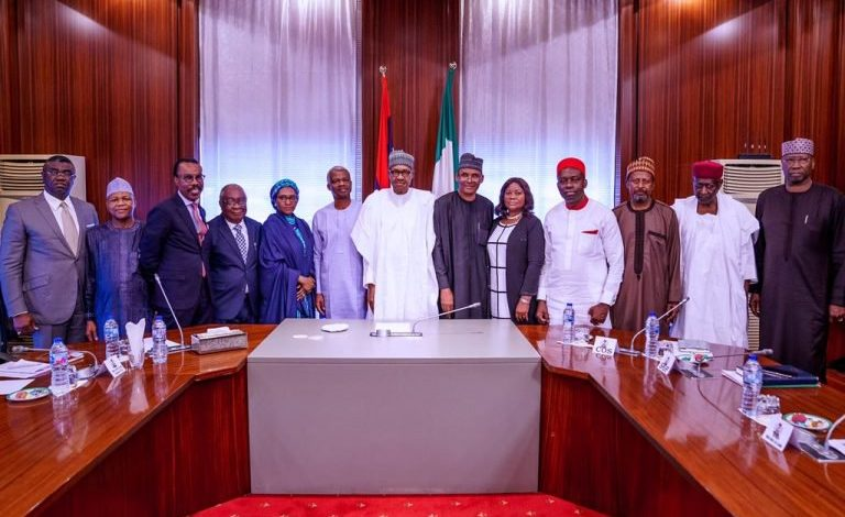 Photo of Details of Buhari's meeting with members of Economic Advisory Council emerges