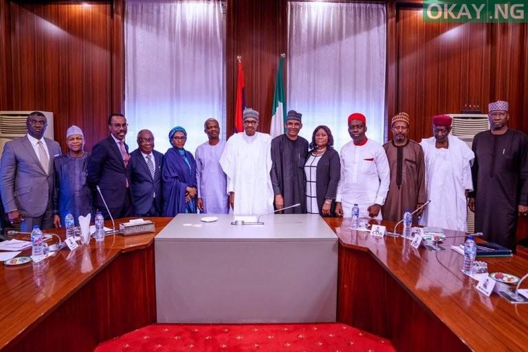 Buhari and Economic Advisory Council