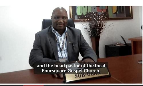 Dr. Boniface Igbeneghu