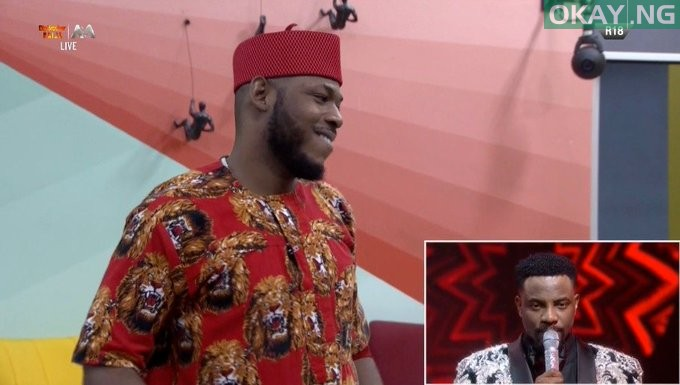 Photo of BBNaija: Frodd gets evicted from Big Brother Naija house