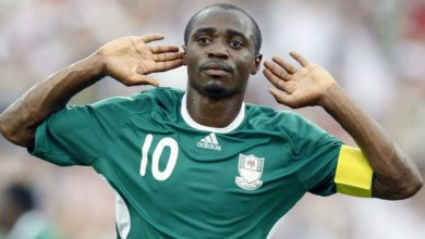 Photo of Former Nigerian football player, Isaac Promise is dead