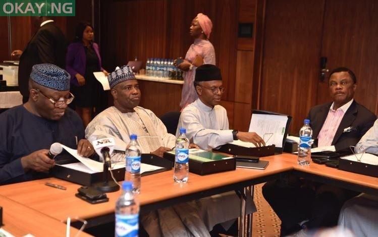 Photo of Nigeria Governors' Forum meet in Abuja (Photos)