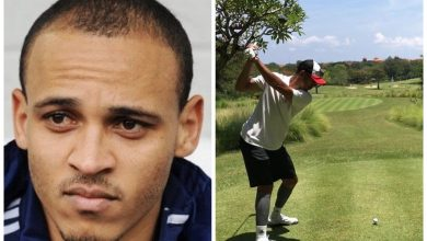 Photo of Odemwingie: Former Super Eagles player becomes a professional golfer