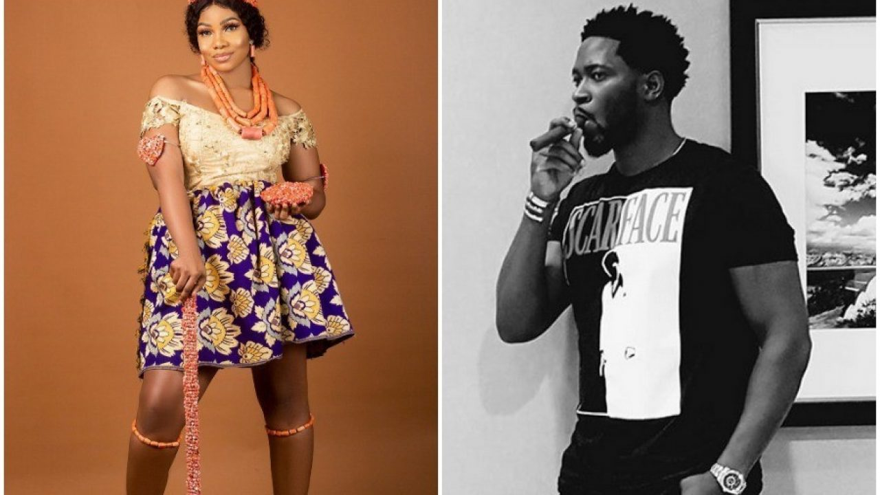 Image result for Tacha announces Tiwa Savage's ex, Teebillz, as manager