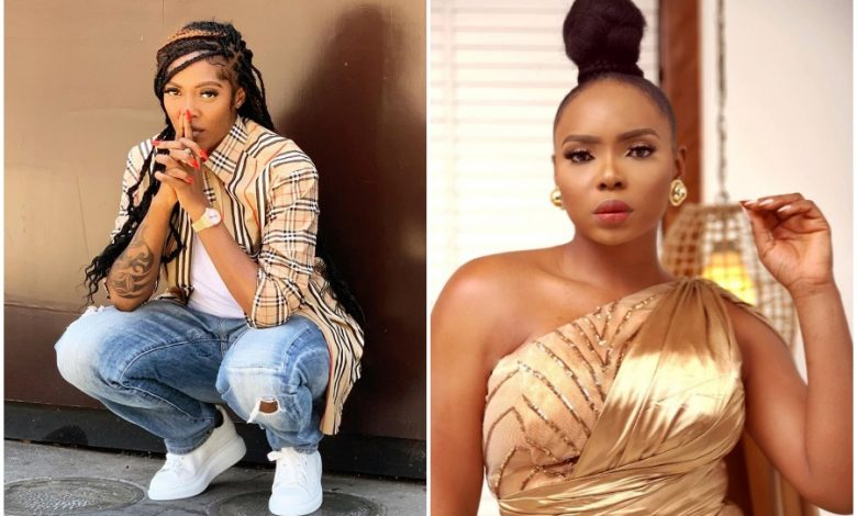 Photo of Tiwa Savage, Yemi Alade drag OAPs for slandering female artistes in leaked video