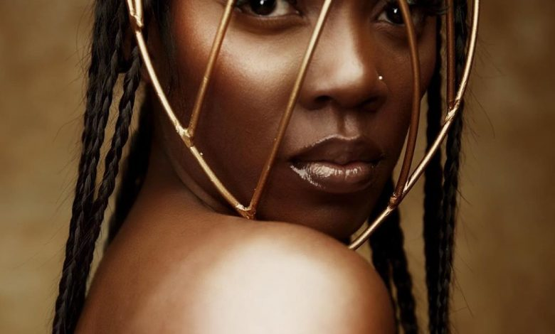 Photo of Tiwa Savage goes topless for new photoshoot (Pictures)
