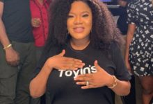 Photo of Toyin Abraham unveils fertility herbal product for women