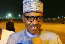 Photo of Buhari explains sack of Osinbajo's aides