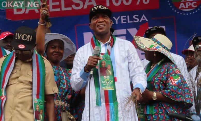 Photo of INEC declares APC's David Lyon Bayelsa governor-elect