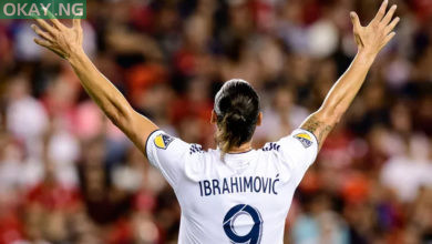 Photo of Ibrahimovic leaves LA Galaxy on mutual agreement