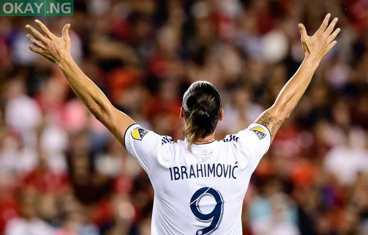 Photo of Ibrahimovic leaves LA Galaxy on mutual agreement