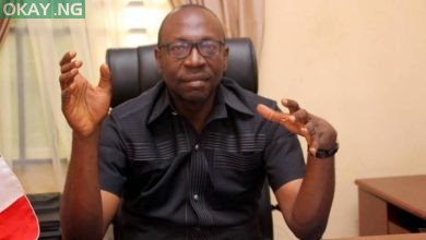 Photo of Why I dumped PDP for APC — Ize-Iyamu
