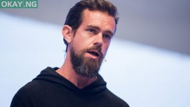 Photo of Twitter co-founder, Jack Dorsey arrives in Nigeria