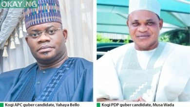 Photo of Full final result of Kogi governorship election