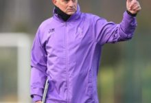 Photo of PHOTOS: Mourinho begins training session with Tottenham players