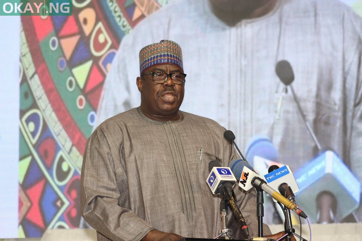 Minister of State for Agriculture and Rural Development, Mustapha Shehuri